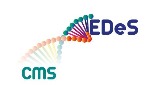 logo cms - edes