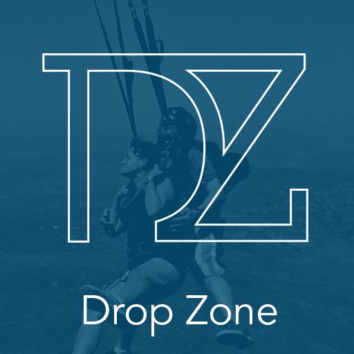 logo drope zone